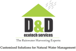 Rainwater Harvesting in India | D&D Ecotech Services